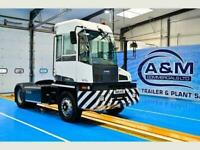 KALMAR TT612D Terminal Tractor, Euro 5, 4x2 axle on air suspension, Allison auto