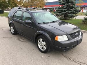 2007 FORD FREESTYLE LIMITED*AWD*NAVI*DVD*7PASS*LEATHER*SUN ROOF