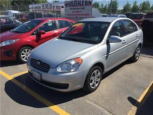 2008 Hyundai Accent $4,995.00 New Inspection