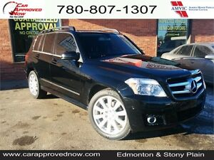 Black on Black  Mercedes-Benz  GLK350 **Low Monthly Payments**