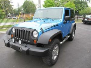 2010 Jeep Wrangler Mountain TRAIL RATED CERTIFIED