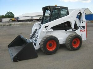 2003 Bobcat S250 Skid Steer
