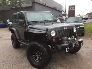 2012 Jeep Wrangler Sport - LOTS OF EXTRAS