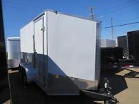 NEW 7 X 12 STEALTH TITAN- BARN DOORS,