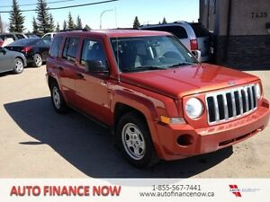 2009 Jeep Patriot Sport/North 4x4 RENT TO OWN $12/DAY