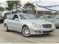 2007 Mercedes-Benz E-Class 4Matic BROWN LEATHER! Mississauga / Peel Region Toronto (GTA) Preview