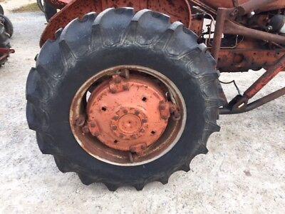 Firestone F151 14.9 X 28 Tire 99 Ac Wd 45 Wd45 Tractor Power Adjust Spinout Rim