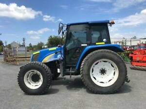 NEW HOLLAND T5040 CAB TRACTOR (H) Hexham Newcastle Area Preview
