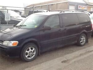 2004 Oldsmobile Silhouette GLS $1200 DIRTY BEATER