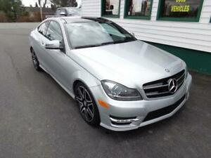 2015 Mercedes-Benz C-Class C 350 AMG Package