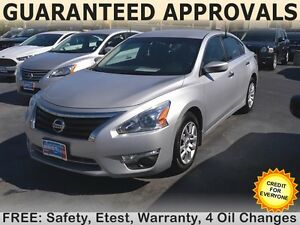 2014 Nissan Altima 2.5 S with PUSH START, USB, BLUETOOTH