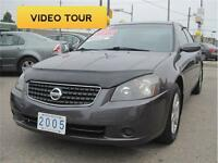 2005 Nissan Altima 3.5 S • 211,000 KM • | Automatic | A/C |