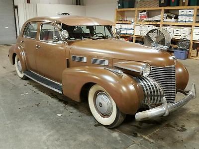 1940 Cadillac Other 4- door sedan 1940 CADILLAC SERIES 62