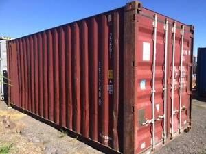 20' Used Shipping Container delivered to Bendigo $1887ex Bendigo Bendigo City Preview