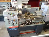 COLCHESTER MASTER 1500 STRAIGHT BED CENTRE LATHE 25 INCH CTRS
