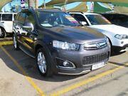 2015 Holden Captiva CG MY15 7 AWD LTZ Grey 6 Speed Sports Automatic Wagon Minchinbury Blacktown Area Preview