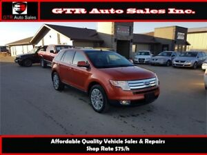 2008 Ford Edge Limited AWD *FULLY LOADED, NEVER IN AN ACCIDENT*