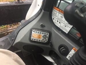 2015 Bobcat skid steer s650