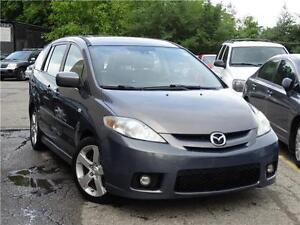 2007 Mazda Mazda5 GT accident free and with sunroof