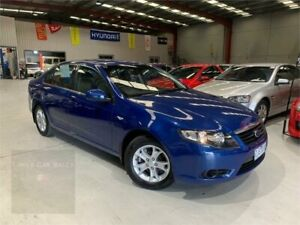 2009 Ford Falcon FG XT Blue 4 Speed Sports Automatic Sedan Laverton North Wyndham Area Preview