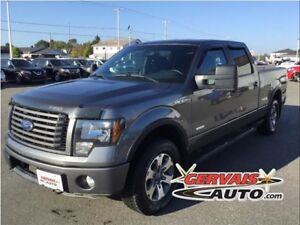 Ford F-150 FX4 4x4 Crew Cab Ecoboost MAGS 2011