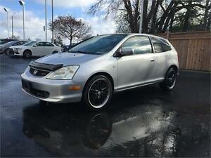 2002 Honda Civic SiR - CALL US TODAY @ 519-721-4350 Cambridge Kitchener Area image 2