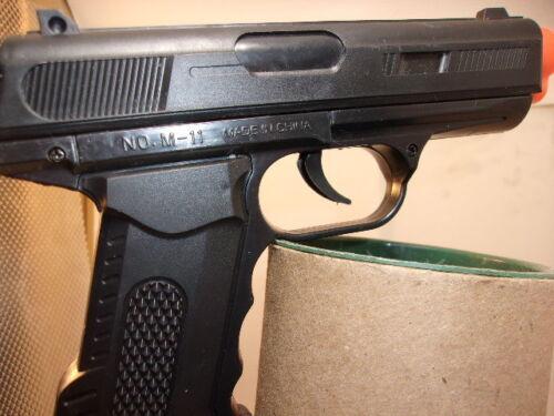 1 DOZEN BUDGET AIRSOFT  M-11  GUNs