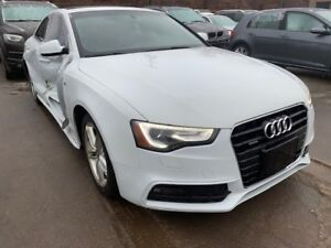 2015 Audi A5 S Line Progressive just in for sale at Pic N Save!