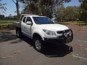 2012 Holden Colorado RG MY13 LT Space Cab 4x4 Woody Point Redcliffe Area Preview