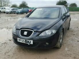 SEAT LEON 1.9 BXE BKC 2006 ONWARDS BREAKING FOR SPARES TEL 07814971951 HAVE FEW IN STOCK