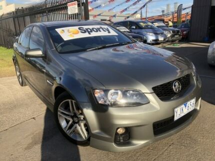 2011 Holden Commodore VE II MY12 SV6 Alto Grey 6 Speed Automatic Sedan Brooklyn Brimbank Area Preview