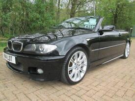 BMW 3 Series Convertible PETROL MANUAL 2003/M