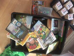 BIG BIN approx 53 DVD KIDS MOVIES ALL KINDS GREAT VALUE