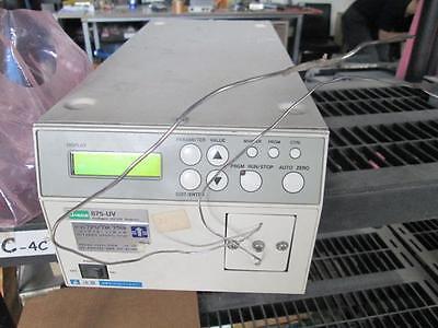 Jasco 875-uv Intelligent Uvvis Detector 220v 5060hz