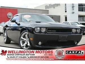 2014 Dodge Challenger SXT / Super Sport Group / Leather ....