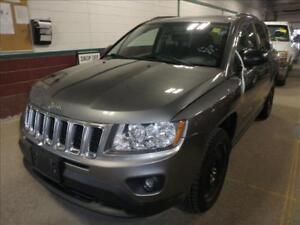 2012 Jeep Compass Sport Sunroof 4 cyl Easy Finance