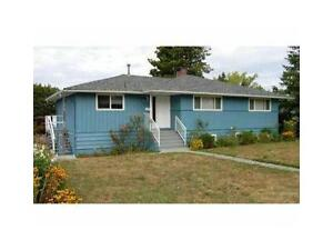 N.Burnaby 66x121 R2 lot Solid Very CleanHouse 4 BD 2 BATH Bsmt S