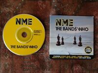 'The Bands Who' compilation CD from the NME.