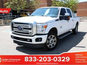 2015 Ford Super Duty F-250 SRW DIESEL | LEATHER | ROOF | 4X4