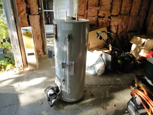 Hot Water Heater (oil)