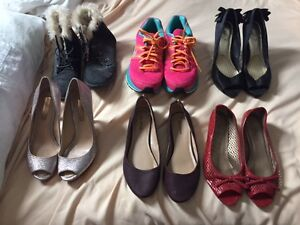 Shoes from size 7-9.5