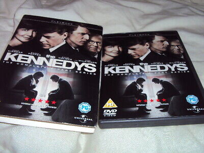 The Kennedy's -The Complete 8-Part Series (2011,DVD)
