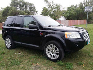2008 Land Rover LR2  Safetied NEW WINTERTIRES