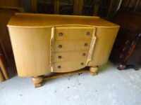 Art Deco style Beautility sideboard in excellent condition