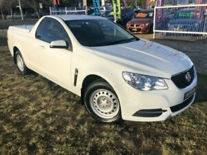 2013 Holden Ute VF White 6 Speed Automatic Utility Dapto Wollongong Area Preview