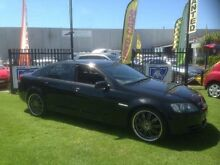 2008 Holden Commodore VE MY09.5 Omega Black 4 Speed Automatic Sedan Minto Campbelltown Area Preview
