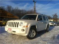 2010 Jeep Patriot North Very low kms!