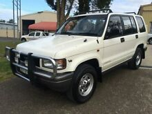 1994 Holden Jackaroo XS White Automatic Wagon Macquarie Hills Lake Macquarie Area Preview