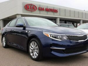 2018 Kia Optima EX, HEATED FRONT/REAR SEATS, HEATED WHEEL, BACKU