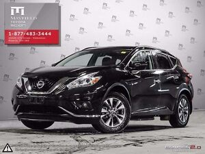 2016 Nissan Murano SV All-wheel Drive (AWD)